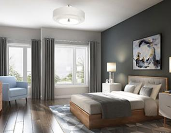downsview park townhomes bedroom